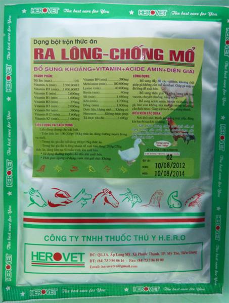 RA LONG CHONG MO